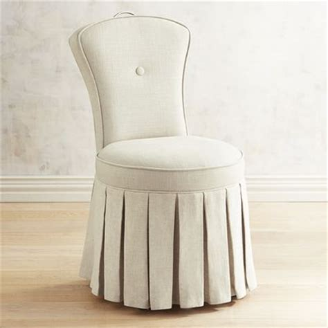 White Vanity Chair Reese Vanity Chair White Pier 1 Imports