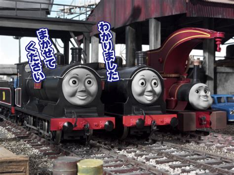 scotland has a bad day the scottish connection the tank engine wikia