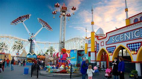 theme park victoria luna park melbourne prices tickets opening hours rides