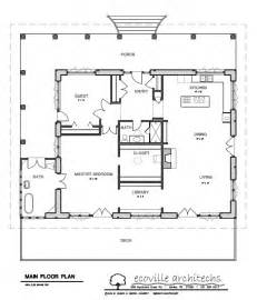 Small 2 Bedroom Floor Plans by Type Of House Small House Plans