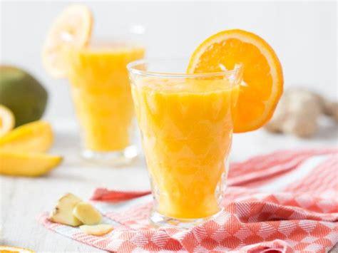 Jazz Detox Orange Mango by Best 25 Detox Smoothies Ideas On Healthy