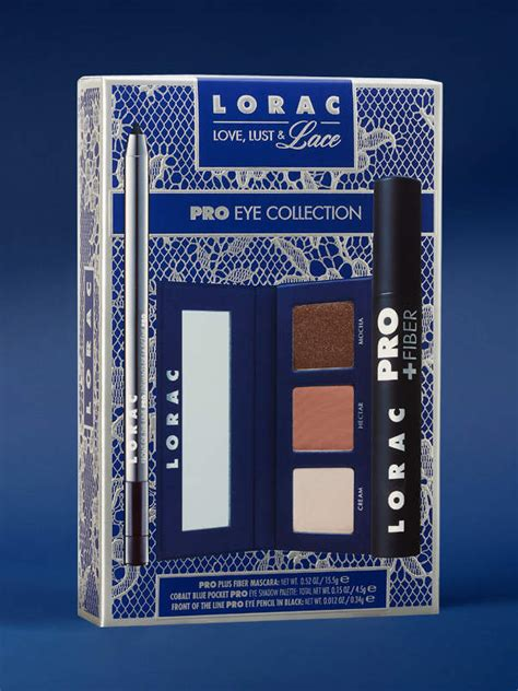 Lorac Cosmetics Lust Lace review swatches lorac cosmetics lust lace makeup collections 2015 cobalt blue