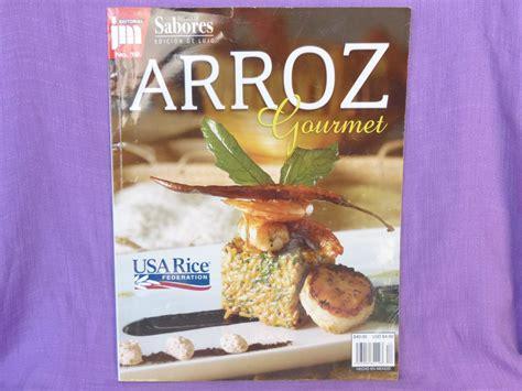 escuela de arroz 841698428x escuela de sabores arroz gourmet editorial jm m 233 xico 149 00 en mercado libre