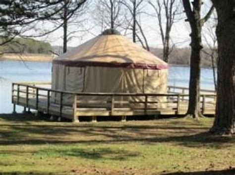 Mt Petit Jean Cabins by Two Rent A Yurts Are Available For Rental March Through