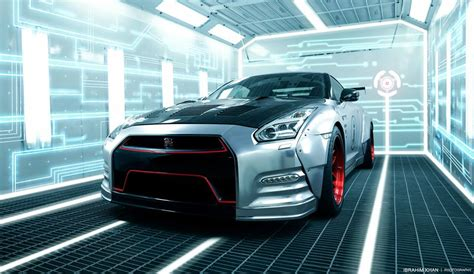 nissan gtr matte silver india s wildest nissan gt r gets wrapped in matte silver
