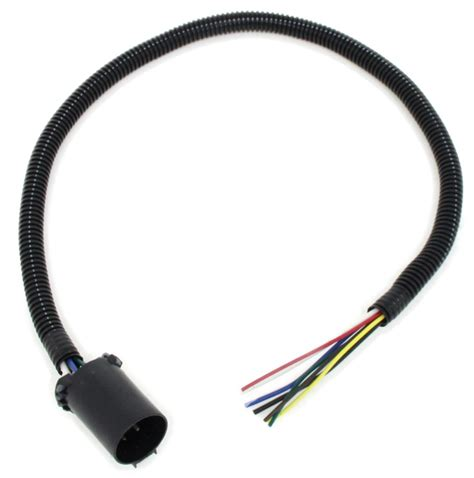 7 way trailer wire harness napa 7 get free image