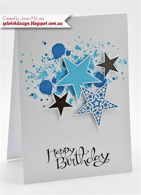 how to make a birthday card for boys 25 best ideas about cards on