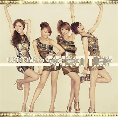 secret album secret girlband kpop
