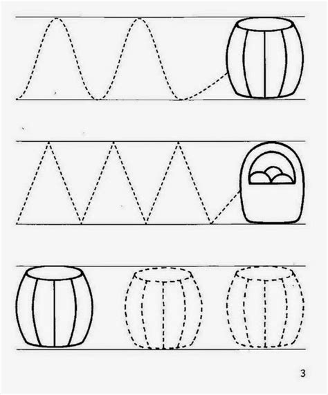 16 best images of alphabet tracing worksheets for 3 year