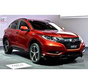 2016 Honda HRV Facelift Review Interior Images Photos Video