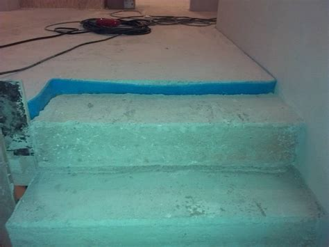 treppenstufen parkett auf betonstufen parkett und betontreppe mit holzstufen bauforum auf