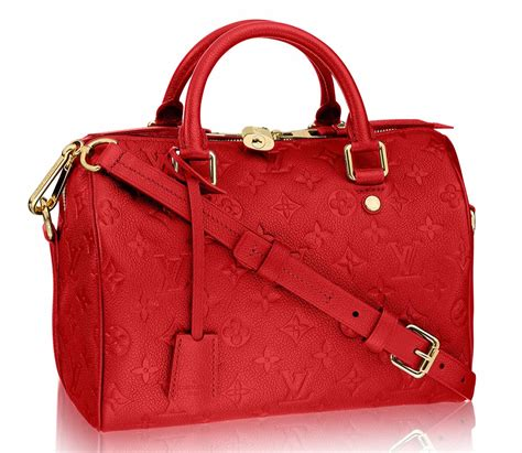 ultimate bag guide  louis vuitton speedy bag