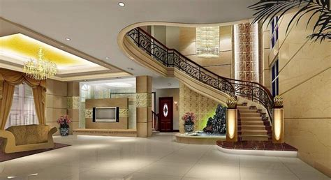 amazing luxury villa entrances  staircases