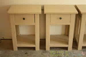 easy nightstand plans woodwork build your own nightstand plans plans pdf