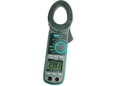Tespen Digital Ac Dc Stanley Digital Voltage Tester Stanley digital cl meter maj k2056r communica