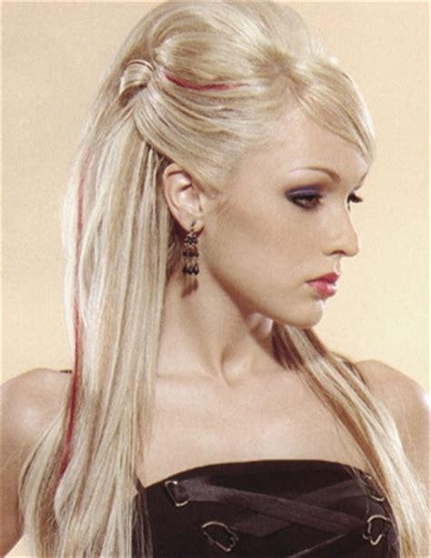 pictures of unusual pin up hairstyles for long hair ideas de peinados para fiestas para pelo largo peinados