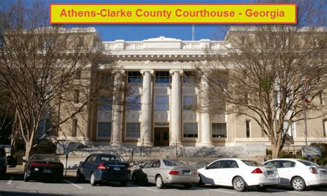 Clark County Civil Court Records Athens Ga Dui Lawyer Athens Clarke County Arrests