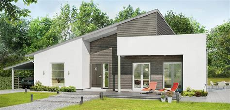 contemporary kit home design hinda a 4 bedroom timber framed self build home from