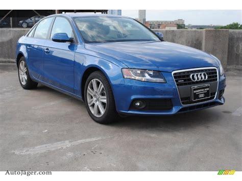 Audi A4 2010 by Audi A4 2010 Blue