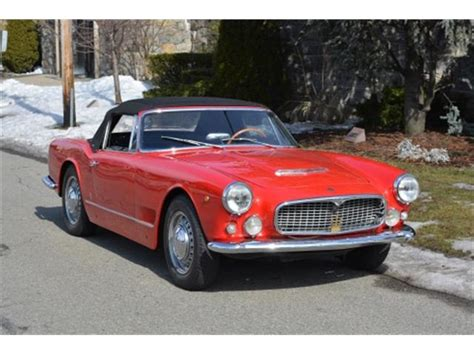 Classic Maserati For Sale by Classic Maserati 3500 For Sale On Classiccars 4