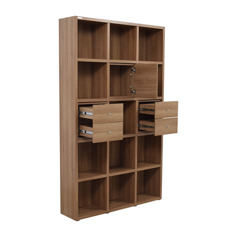 used bookcases for used bookshelf home design