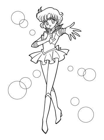 301 Moved Permanently Sailor Mercury Coloring Pages