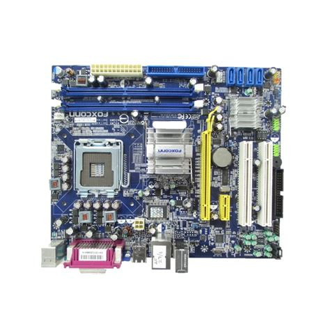 Vga Card Lga 775 foxconn 45cmx lga775 motherboard no bp missing vga lug ebay