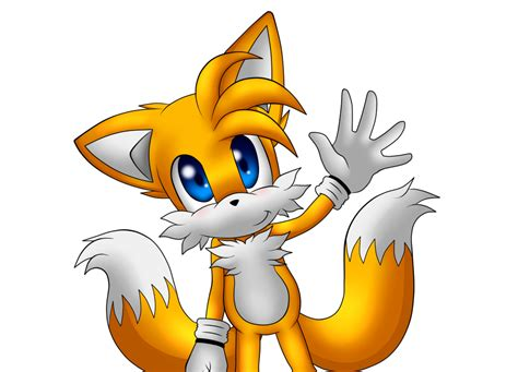 imagenes de tails kawaii cute tails by miguex2010 on deviantart