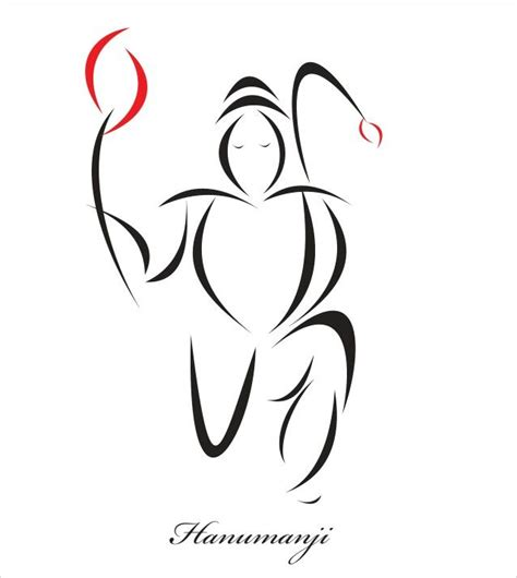 hanuman tattoo designs 57 best lord hanuman images on indian