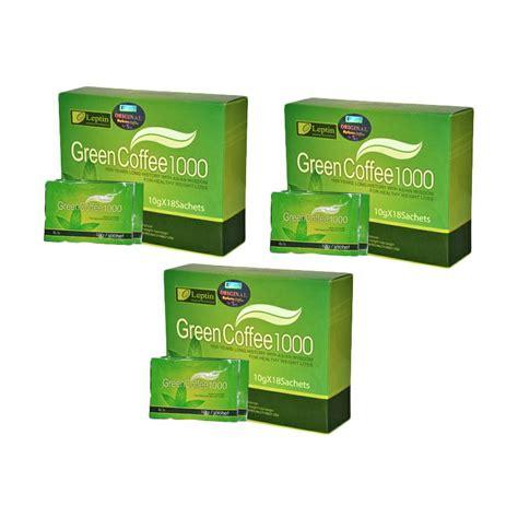 Coffee Green 1000 green coffee 1000 solusi langsing tanpa efek sing