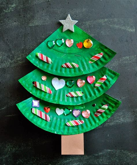 christmas paper arts and crafts ideas site about children