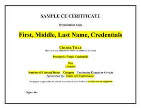 ceu certificate template ceu certificate template bestsellerbookdb