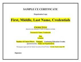 cme certificate template ceu certificate template bestsellerbookdb