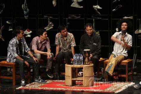 aktor film laskar pelangi meninggal talkshow bersama aktor laskar pelangi di pekanbaru foto 3