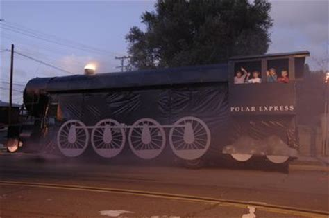 polar express float ideas polar express float ideas the polar express float a popular and imaginative parade entry is