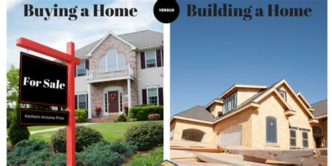 cost of building a house vs buying a house cost of buying a home versus building a home north scottsdale cave creek carefree az real