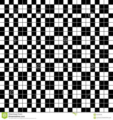 imagenes blanco y negro para cuadros blanco y negro a cuadros simple ilustraci 243 n del vector