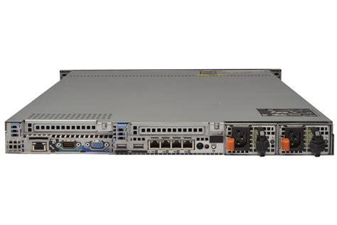 Server Dell R 430 refurbished dell poweredge r430 ddr4 1u rack server