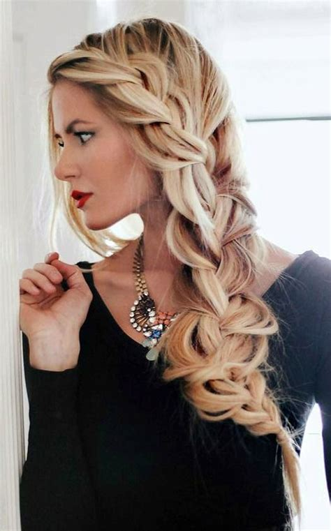courtney kerrs waves with braids how to barefoot blonde loose side braid hair pinterest