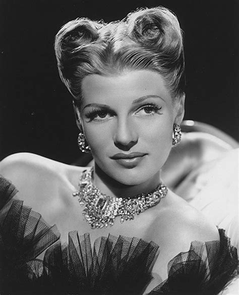 1940s rita hayworth hair 292 best images about rita hayworth on pinterest orson