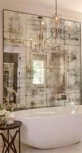Vintage Bathrooms Designs Top 25 Best Antiqued Mirror Ideas On Pinterest