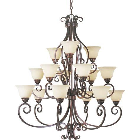 rubbed bronze chandelier titan lighting hearthstone collection 4 light rubbed bronze chandelier tn 33062 the home depot