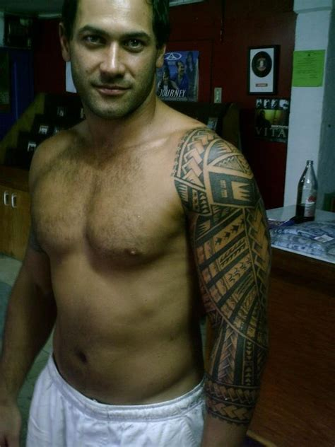 tribal tattoos dated 25 best ideas about tribal sleeve tattoos on