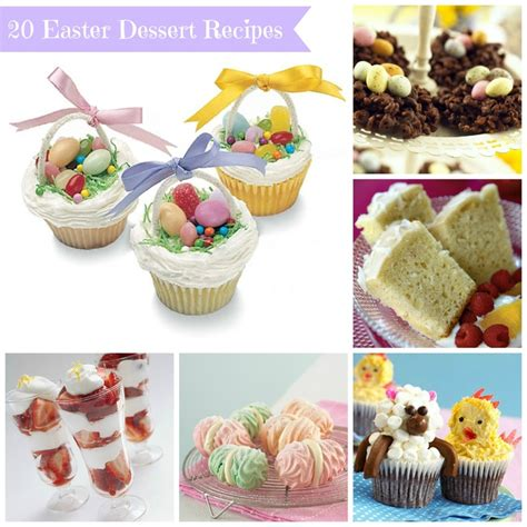 20 easter dessert recipes food drink