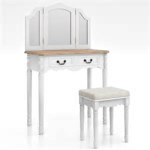 bedroom vanity with storage dressing table stool makeup table storage mirror bedroom vanity table chaumont ebay