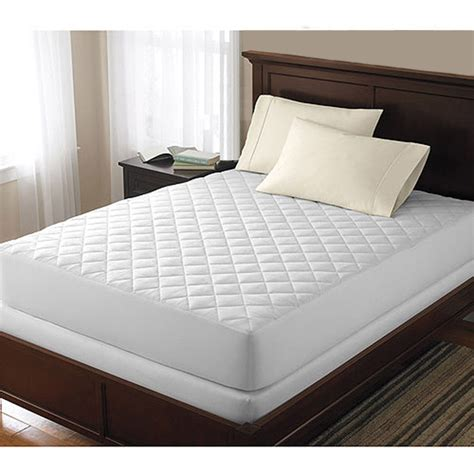 padded mattress cover bed bug dust mite allergy relief waterproof quilted