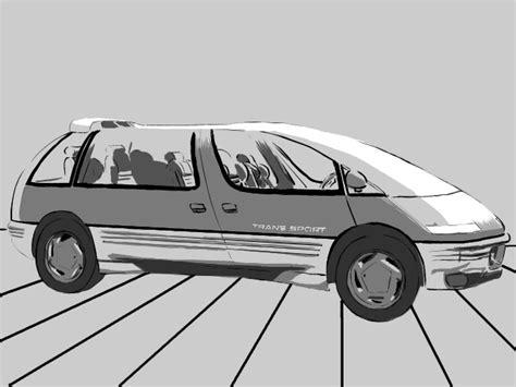 Pontiac Transport Concept by Pontiac Trans Sport