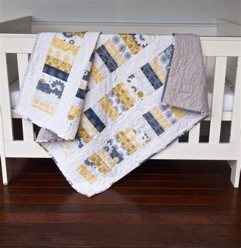 Handmade Cot Quilts - baby cot quilt handmade baby cot quilt patchwork quilt