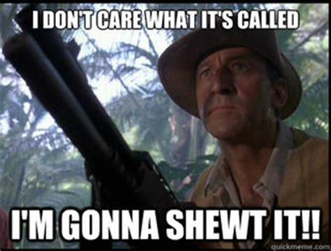 Meme Generator Jurassic Park - jurassic park muldoon memes quickmeme