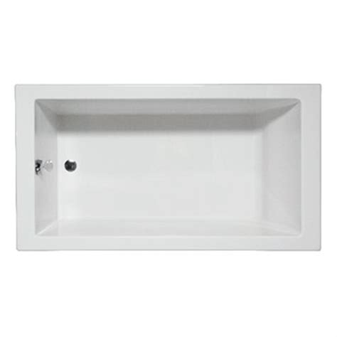 americh bathtub reviews americh wright 6032 tub 60 quot x 32 quot x 22 quot free shipping modern bathroom